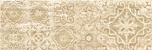Travertine Decor Beige 1200x398 Структурная