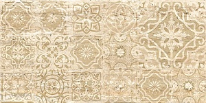 Travertine Decor Beige 1200x599 Структурная